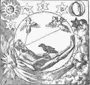 Jamsthaler,Viatorium Spagyricum - Nigredo, 1623.