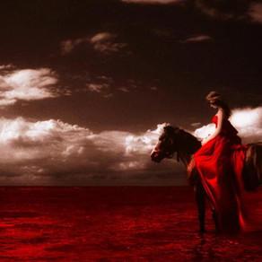 La Dame rouge