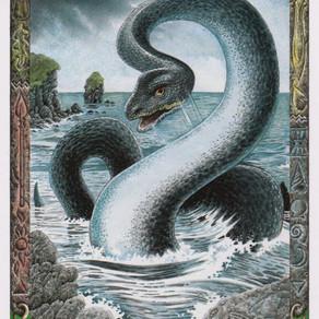 Le Dragon de l'Eau