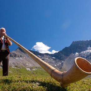 Didgeridoo alpin !