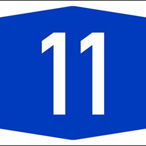 Symbolisme du 11