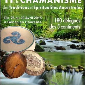 Festival du chamanisme 2018
