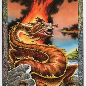 Le Dragon du Feu