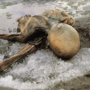 Otzï, la momie des glaces