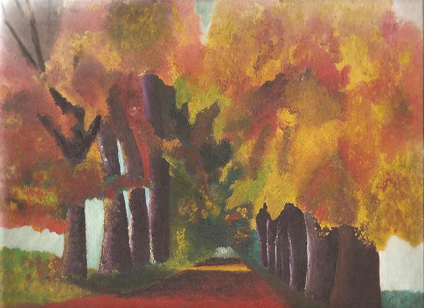 Le Passage en automne