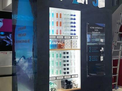 Merchandising Biotherm
