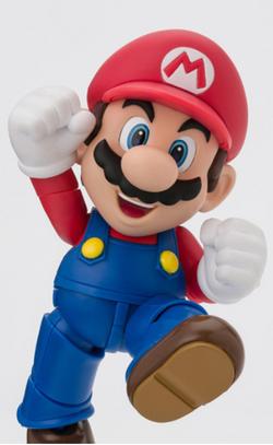 Its AHH ME! Mario!