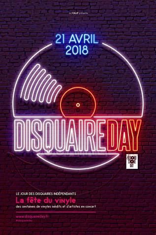 Affiche Disquaire Day 2018