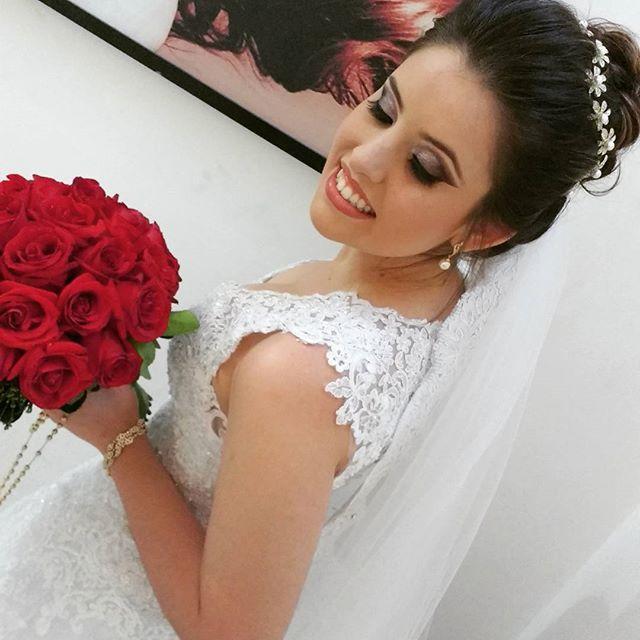 Noiva linda, #work, #lindamenina, #noiva