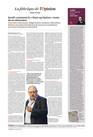Shushane & Co CEO in the famous French economic newspaper L'Opinion