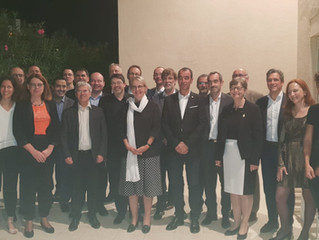 French CIGREF brought a first delegation in Israel, with Shushane & Co and SIA Partners