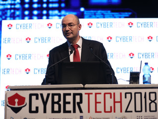 Israeli Cyber Innovation - Paris Breakfast 25/9/18