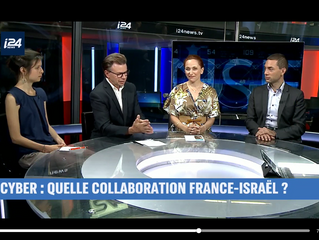 French CESIN 2nd Learning Expedition in Israel, with Shushane & Co, Wavestone & CEIS
