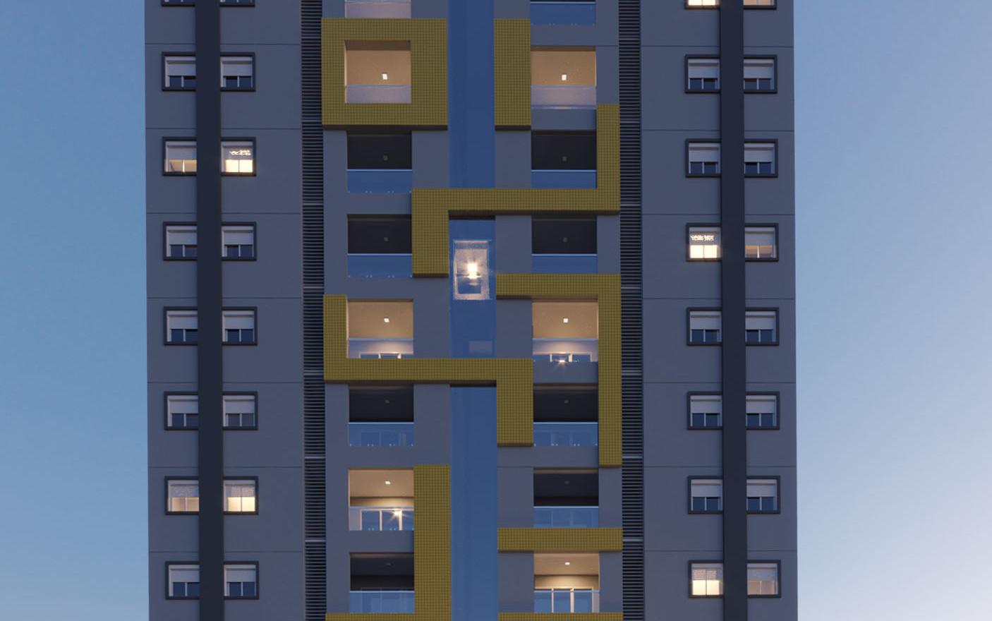 Edificio Tetrys
