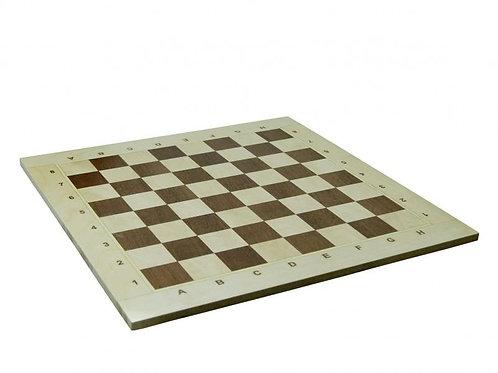 Шахматная доска нескладная 50мм, береза