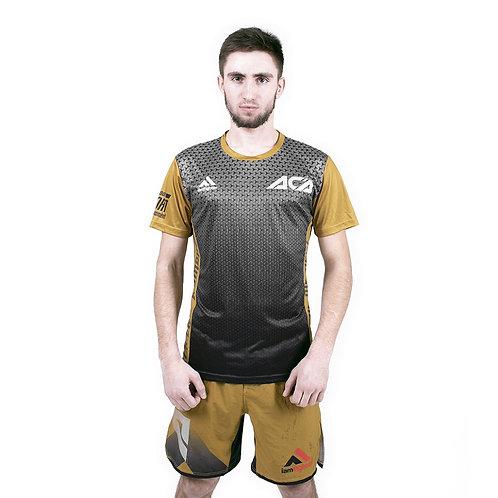 Футболка - Sport (grey and khaki)