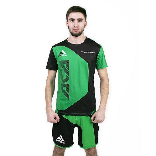 Футболка ACA - Green (Base)