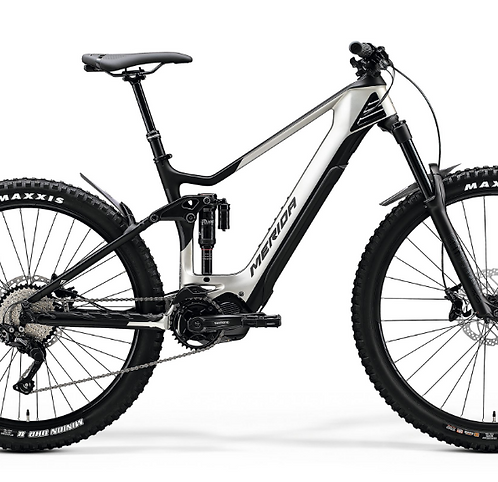 """Электровелосипед Merida eOne-Sixty 5000 29""""/27.5"""" 2020"""