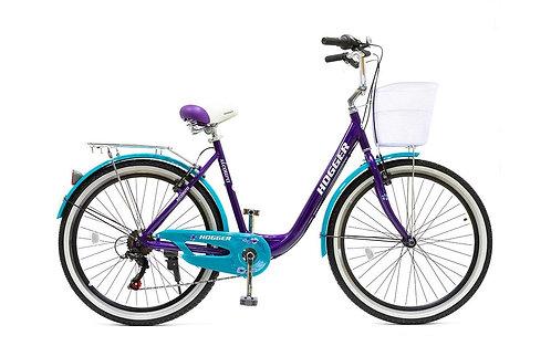 """Городской велосипед HOGGER SIGOURA 26"""" 2020"""