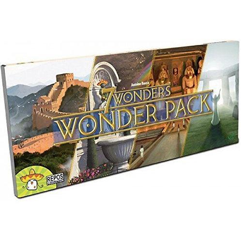 7 чудес: Новые чудеса (Wonder Pack)