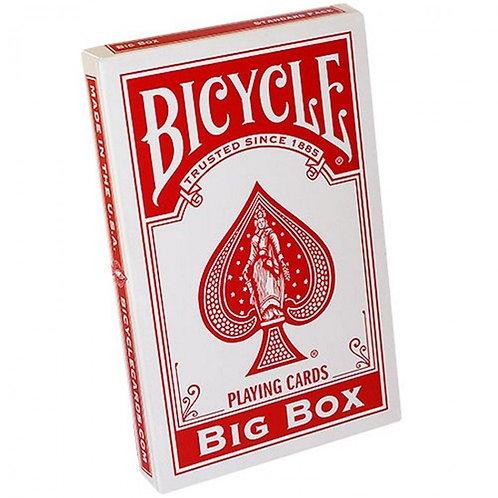 "Карты ""Bicycle Big Box Red"""