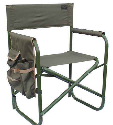 Кресло складное Митек Люкс с органайзером, модель 01