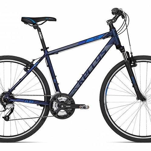 """Кроссовый велосипед KELLYS Cliff 70 28"""" 2018"""