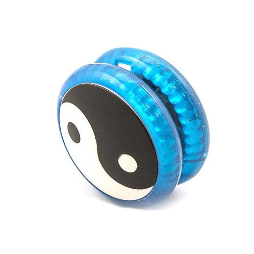 Йо-Йо световой «Инь-янь», цвета МИКС