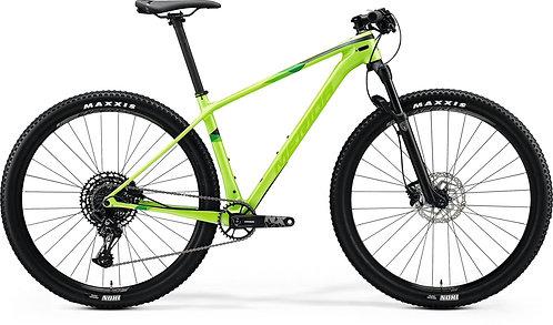 """Горный велосипед Merida Big.Nine 4000 29"""" 2020"""