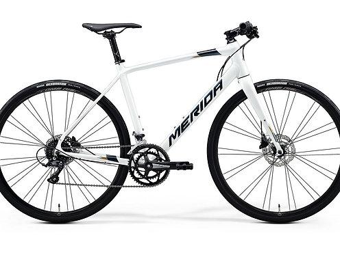 """Гибридный велосипед Merida Speeder 200 28"""" 2020"""