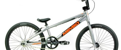 Велосипед BMX Meybo TLNT Bike Dark Grey/Orange Expert 2019