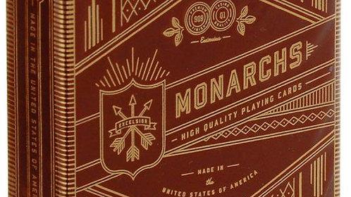 "Карты ""Theory11 Red Monarchs"""