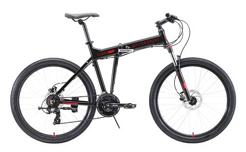 """Велосипед складной Stark Cobra 26.2 HD, 26"""", 2020"""