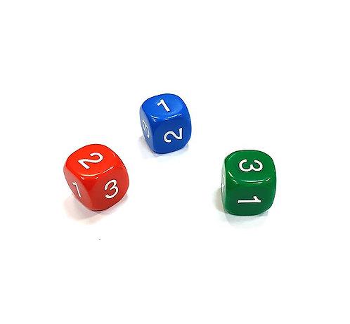 Кубик D3