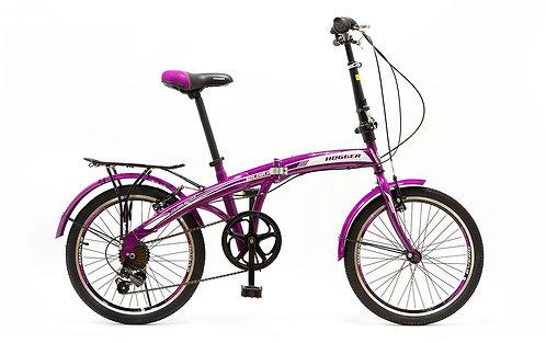 """Велосипед складной HOGGER """"GOLDBUG"""", 20"""", 2020"""