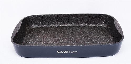 Противень 36,5 x 26 x 5,5 см, АП линия «Granit Ultra» (Original)