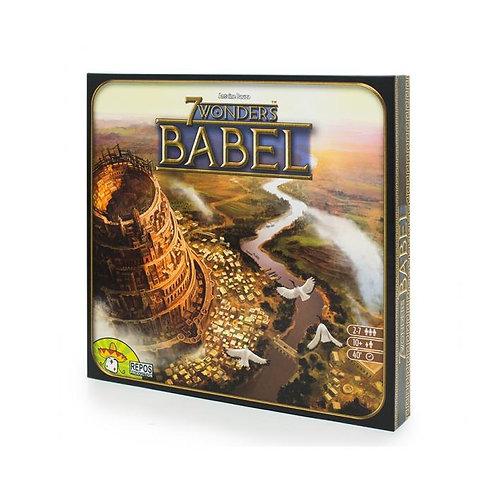 7 Чудес: Вавилон (Seven Wonders Bable)