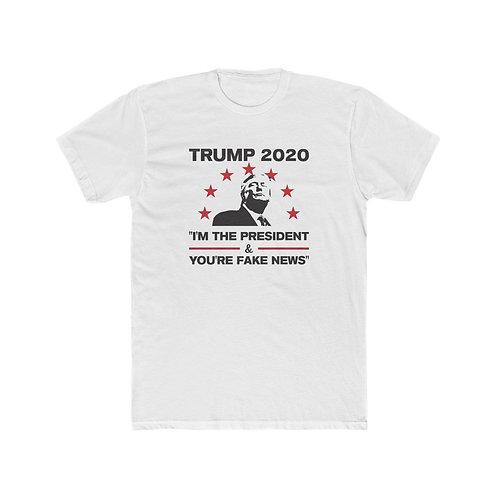 You're Fake News T Shirt