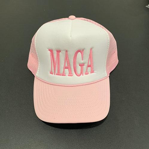 Pink/White/Pink MAGA