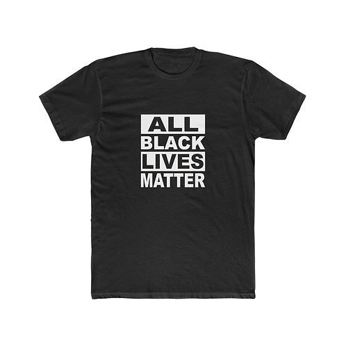 All Black Lives Matter Shirt