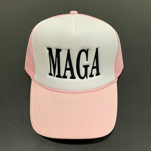 Pink/White/Black MAGA