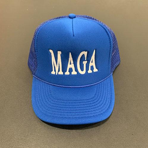 Blue/White MAGA