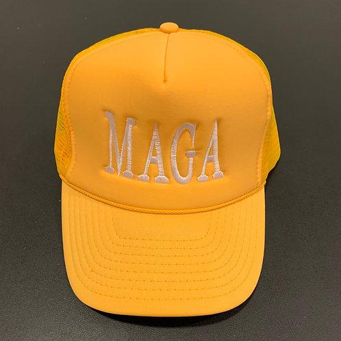 Gold/White MAGA