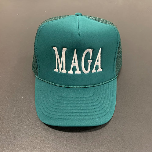 Green/White MAGA