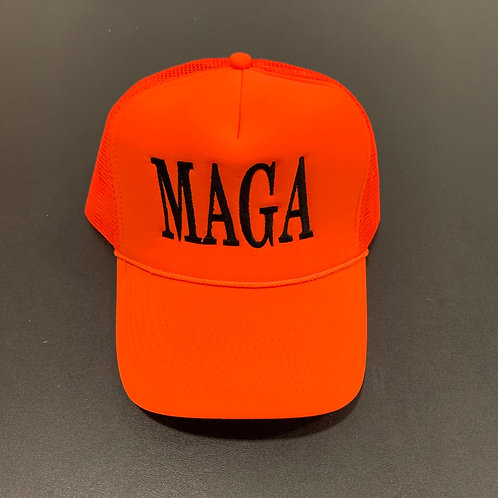 Orange/Black MAGA