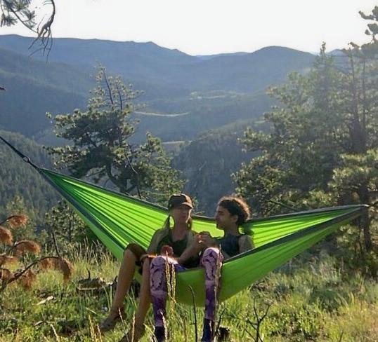 hammock time