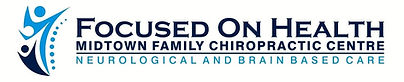 Focus On Health Logo - Midtown Family Chiropractic Centre - Neurological and Brain Based Care