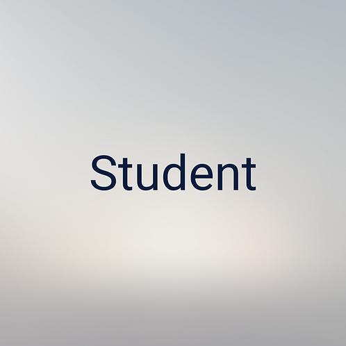 Student Pass - FPCC