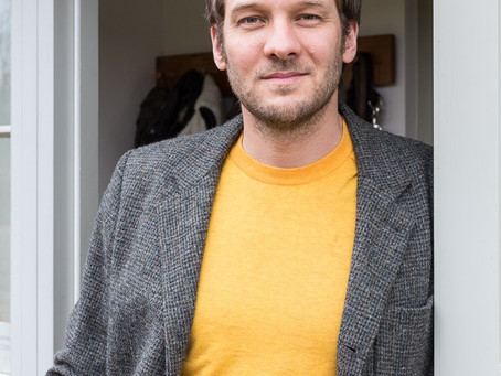 TV Architect Charlie Luxton Announced as ConstructionAM Keynote Speaker