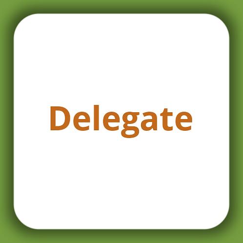 Delegate SportAM